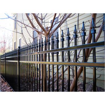 Sécurité jardin métal acier palissade