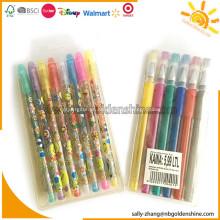 Gel-Stifte in PVC-Beutel