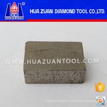 Алмазный сегмент для Multi лезвия 1600 мм для резки гранита