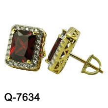 Neue Design Fashion Ohrringe Silber Schmuck (Q-7634 JPG)