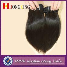 Дважды Обращается 100% Необработанных Виргинские Индийские Волосы В Индии