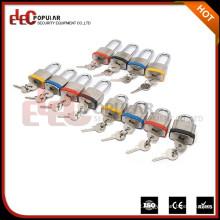 Elecpopular Top Quality Safe Small Short Shackle Lock com 34mm Safe Lock Body
