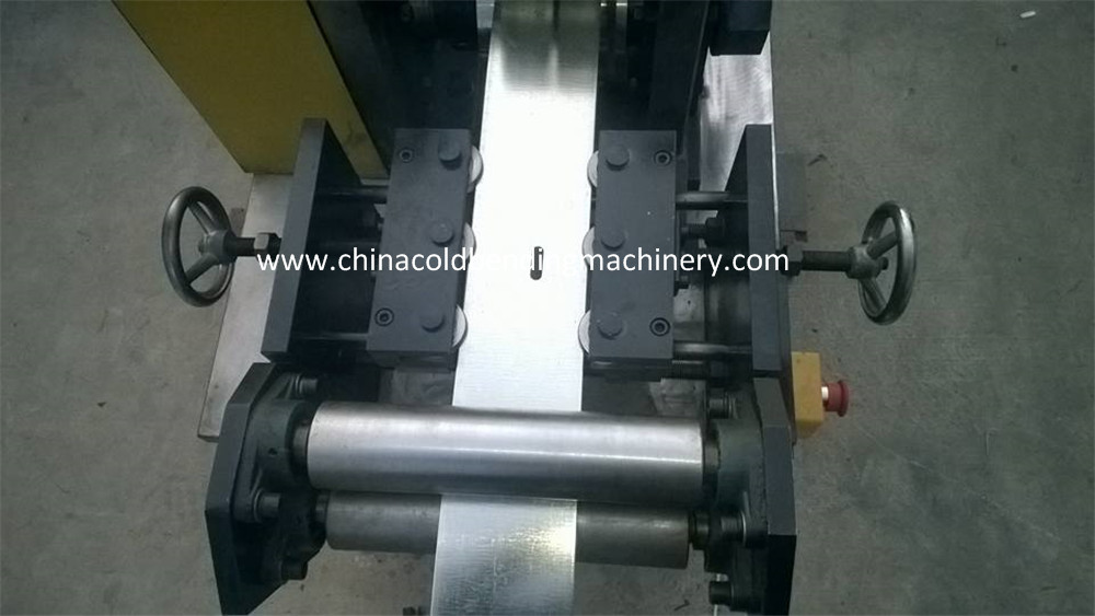Shutter Door Roll Foorming Machine