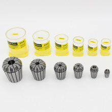 High quality factory for China Manufacturer of ER32 Chucks Collets,ER Spring Collets,ER32 Chucks Spring Collets,ER Clamping Collet 0.005mm High Precision ER Collets supply to Antigua and Barbuda Exporter