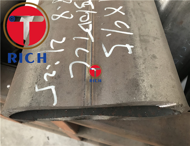 welded steel tube flattening test