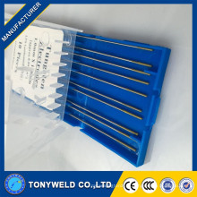 Wl15 вольфрама электрод газовой сварки аксессуары 1.6*150
