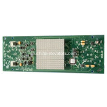 KONE Hiss SIGMATV Dot Matrix Display Board KM775920G01