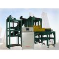 Machine de fabrication de blocs de ciment Machine de fabrication de briques (Qt3-15)