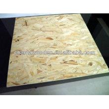 1220x2440mm 6-21mm OSB3 Board mit Melaminkleber