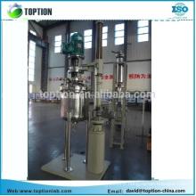 Réacteur industriel industriel de traitement en lots d'acier inoxydable
