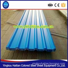 Zinc Coat Steel Roof Tile Wall Sheet Material