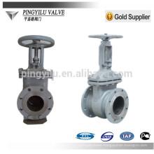 Gost Standard stainless steel stem gate valveZ41H-16C