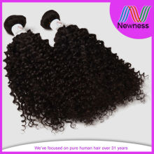 Wholesale kinky curl remy virgin afro african american hair products