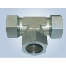 Conexiones de tubo de mordida tipo rosca métrica Reemplace las conexiones Parker y las conexiones de Eaton (EQUALES)