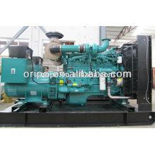 Standby 350kva / 280kw grupo gerador a diesel com baixo consumo de combustível diesel gerador