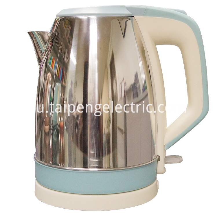 Down switch kettle