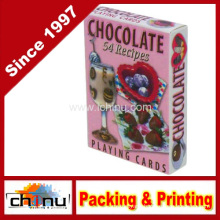 Chocolate Recipes Playing Cards - Deck of 54 Cards (430081)