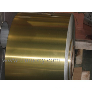 Hydrophile Aluminiumfolie Fin Stock in der Klimaanlage