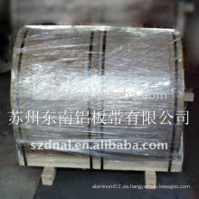 Bobina de aluminio 1050H14 / H24 ingeniería eléctrica