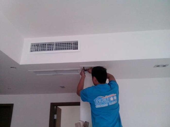 Aluminum Profile For Air Conditioning Tuyere