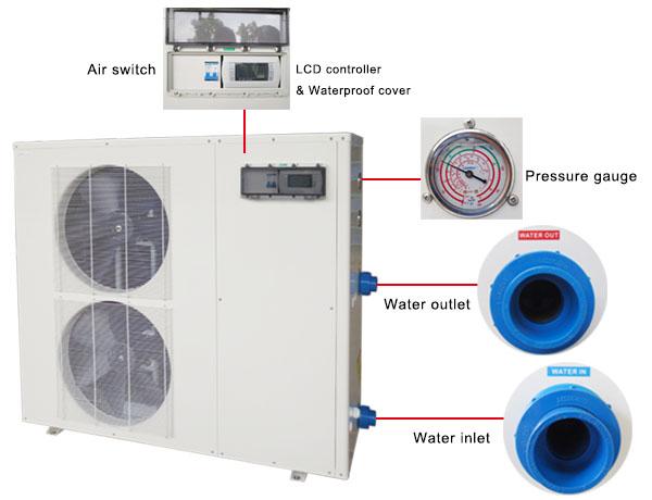Inverter Heat Pump Water Heater