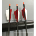 31inch mixed carbon fiber arrows for hunting,carbon hybrid