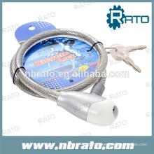 РБЛ-106 кабель стальной замок колеса для мотоцикла
