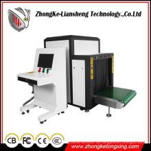 0.101mm Durchmesser Draht Auflösung X Ray Ausrüstung X Ray Gepäck Scanner