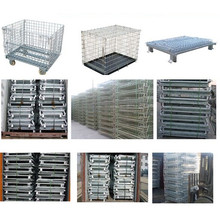 Collapsible Storage Cage/Wire Basket