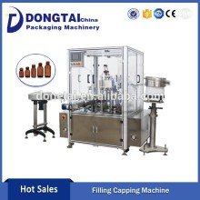 Auto Cedarwood Essential Oil Filling Capping Machine
