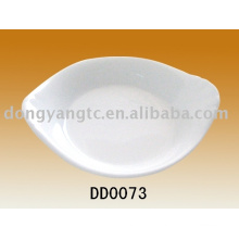 Factory direct wholesale ceramic dinner single unit