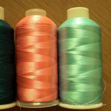 120d / 2 hilo de bordar de rayón / viscosa / hilo / cuerdas para la máquina us $ 0.5-1.3 / pieza
