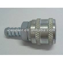 USA ARO Type Quick Coupler With 8mm Hose Barb