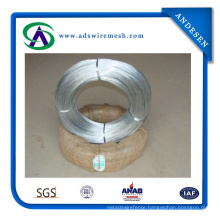 2015 Hot Sale Bwg 16 Galvanized Wire