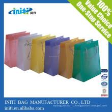 Китай оптовой дешевой моды Carry Kraft бумажный мешок