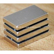 N50 40mm X 25mm X 5mm 40X25X5mm Imanes permanentes de neodimio