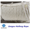 Thick Nylon Monofilament Composite Ropes for Fishing Port Operation
