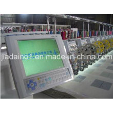 Embroidery Machine with Trimmer