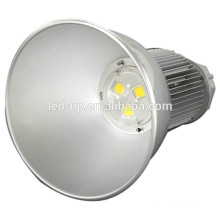 Chinese Factory Offer dia 420mm 120W COB led High Bay light Lamp with silver or black heatsink