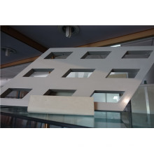 Architektonische dekorative Aluminium-Waben-Sandwich-Platten