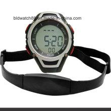 Relógio impermeável do monitor da frequência cardíaca 3ATM
