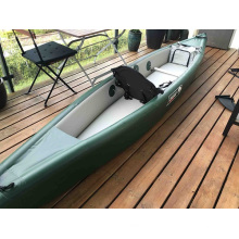 Light Weight Customized Color Double Person Canoe