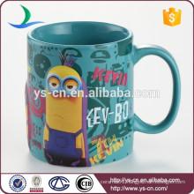 Cute Minions 3D Ceramic Mug Coffee Cup Tea Cups 320ml no lid
