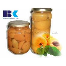 Verkaufen Sie wie heiße Kuchen gebratener gelber Pfirsich in Sirup