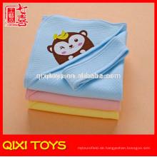 100% Polyester super weiche handgemachte Baby Decken zum Verkauf