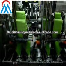 CNC 5 eixo de perfuração e tufting máquina de vassoura combinação