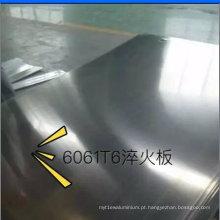 Placa de Alumínio Extinguida 6061
