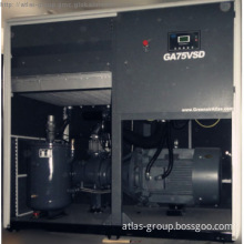 Atlas Copco Air Compressor with Large Cooler GA75-8.5