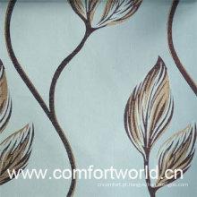Tecido de cortina moderno