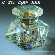 Flacon de parfum de voiture en cristal (JD-QSP-333)